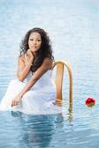 Model: Kandice Lynn, MUA: Cassandra Ward
