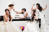 Models: Liz Hoang, Linda Hoang, Amy, Huynh, Tina, MUA: Cassandra Ward