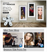 Terry White Photography featured on Westscott's Pro Showcase