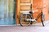 Old Bike in the Toledo Zoo.